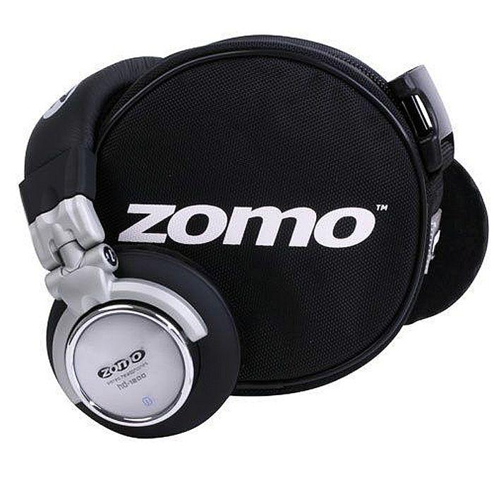 ZOMO - Zomo Headphone Scratch Bag (black)