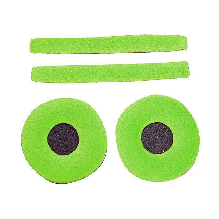 ZOMO - Zomo Replacement Earpads & Headband Pad Set For Sennheiser HD25 Headphones (velour, mint)