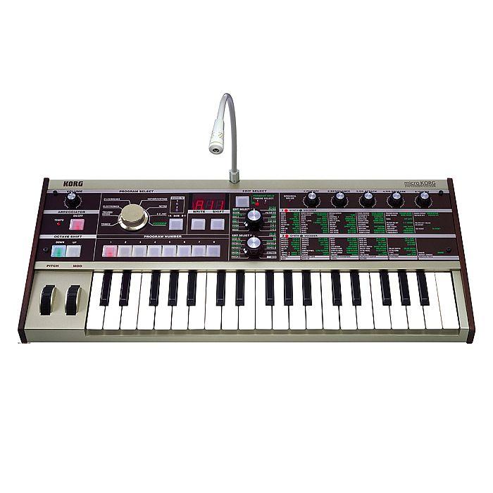KORG - Korg MicroKorg Synthesizer & Vocoder