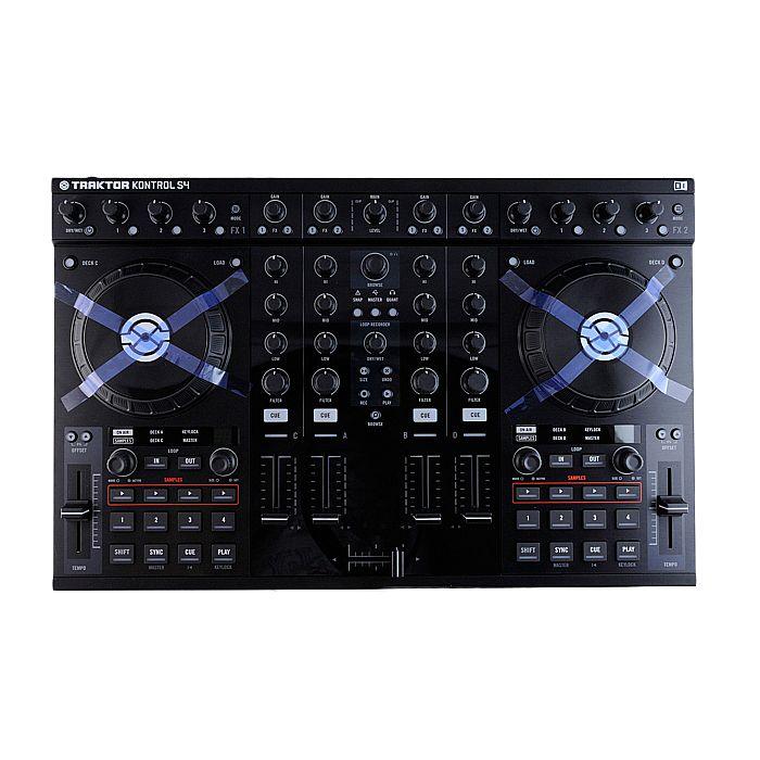 Native Instruments Traktor Kontrol S4 Digital DJ System MIDI USB DJ Controller