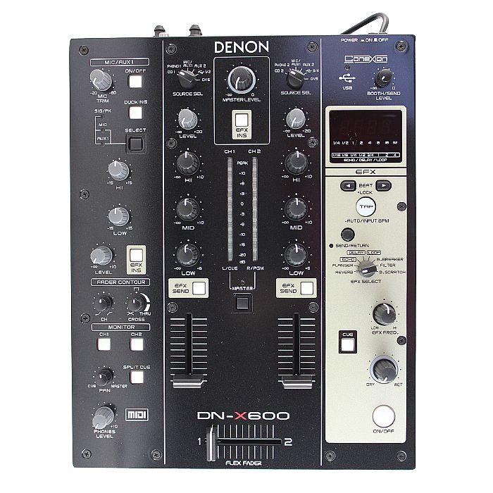 DENON - Denon X600 DJ Mixer