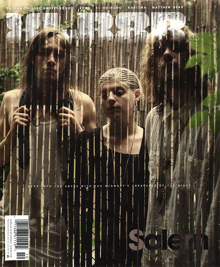XLR8R MAGAZINE - XLR8R Magazine Issue 135: Sept/Oct 2010