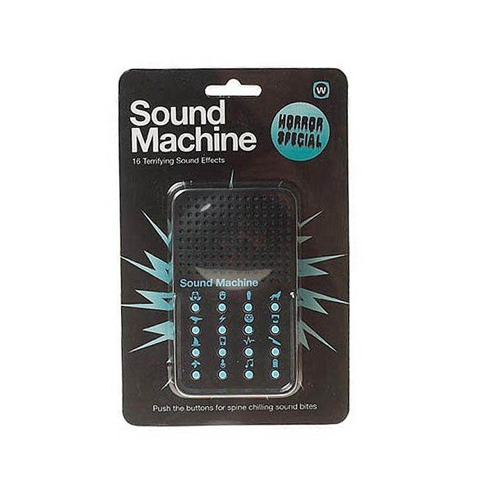 SOUND MACHINE Sound Machine Horror Special Sound Effects & Noises