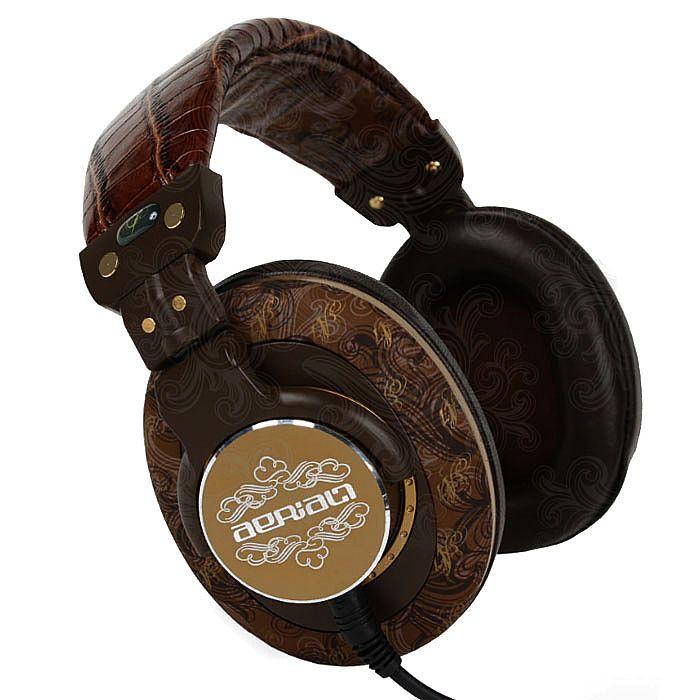 AERIAL7 - Aerial7 Alist Royale Headphones (bourbon)