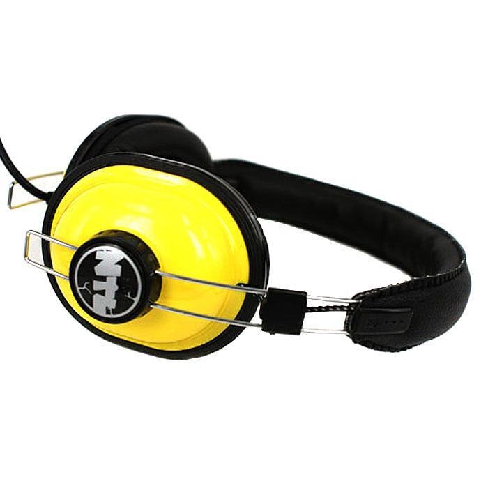 NTL - NTL Worker Style Headphones (yellow)