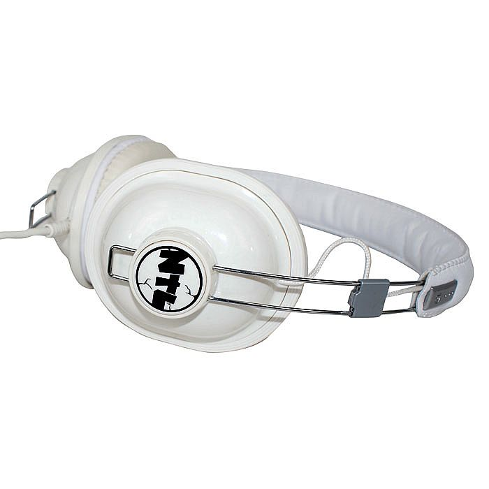 NTL - NTL Worker Style Stereo Headphones (white)