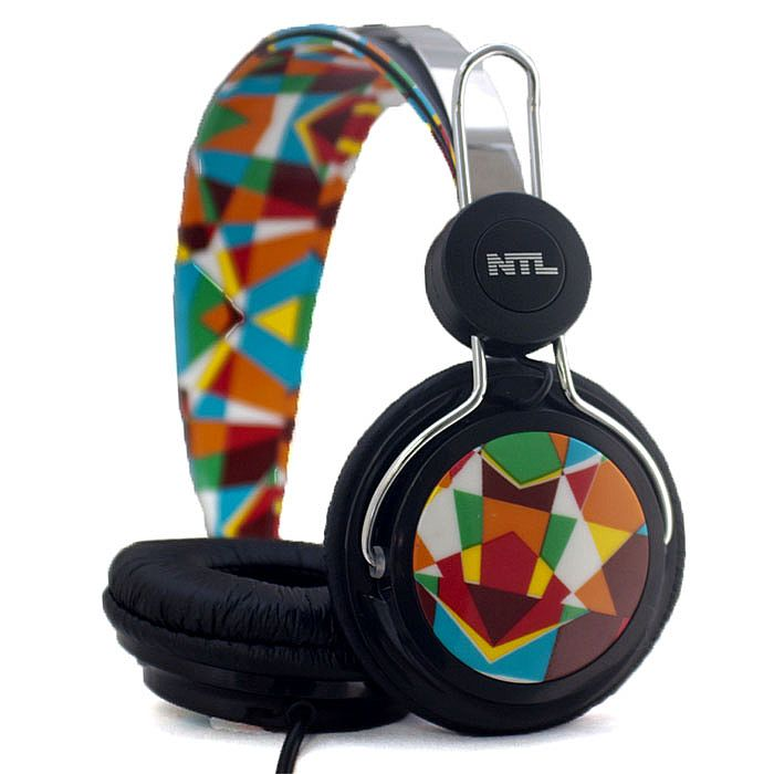 NTL - NTL Shattered Special Art Edition Headphones (black)
