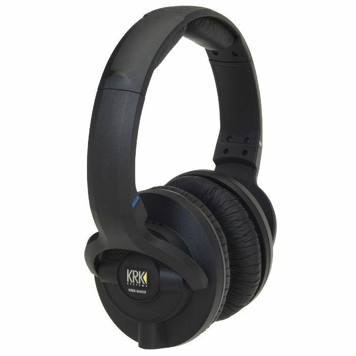 KRK - KRK KNS6400 Studio Headphones
