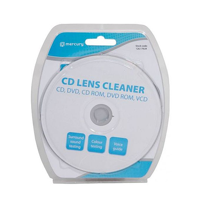 MERCURY - Mercury CD Lens Cleaner