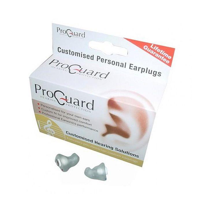 PROGUARD - Proguard Earsonics Promusician Custom Earplugs (UK ONLY)
