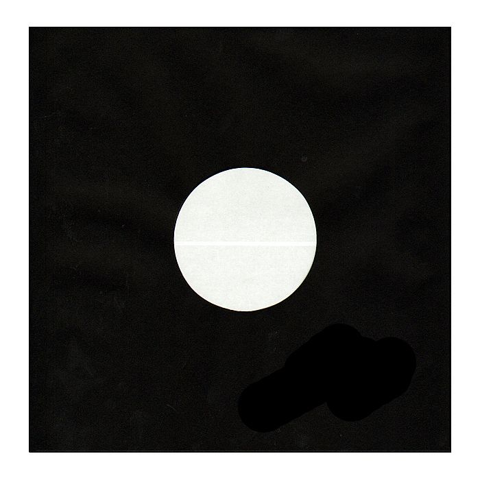 Bags Unlimited Bags Unlimited 12 Black Paper Inner Record