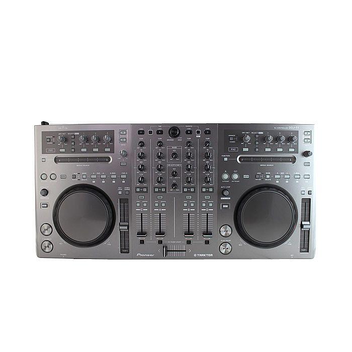 PIONEER - Pioneer DDJ T1 Traktor MIDI USB DJ Controller