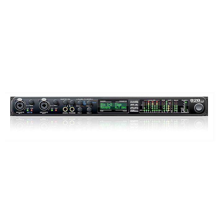 MOTU - MOTU 828 Mk3 Hybrid Audio & MIDI Interface