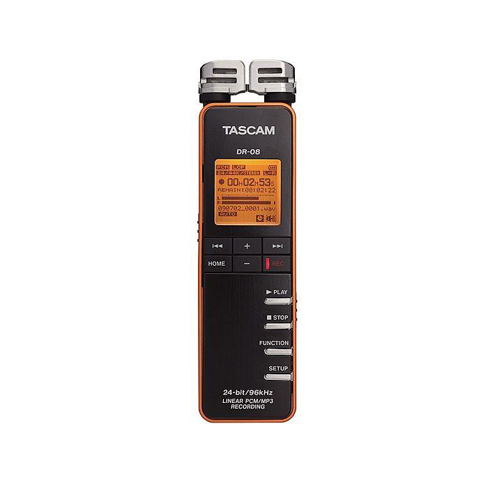 TASCAM - Tascam DR 08 Digital Audio Recorder