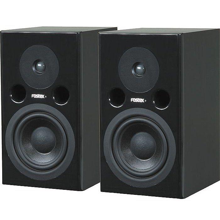FOSTEX - Fostex PM1 MkII Active Nearfield Monitors (pair, black)
