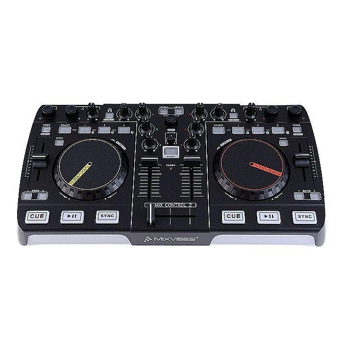 Mixvibes U Mix Control 2