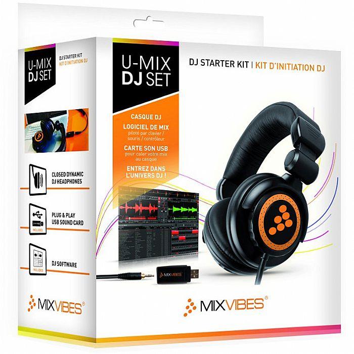 MIXVIBES - Mixvibes UMix DJ Set Starter Kit
