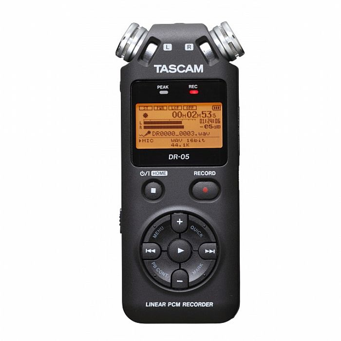 Tascam DR05 Digital Audio Recorder