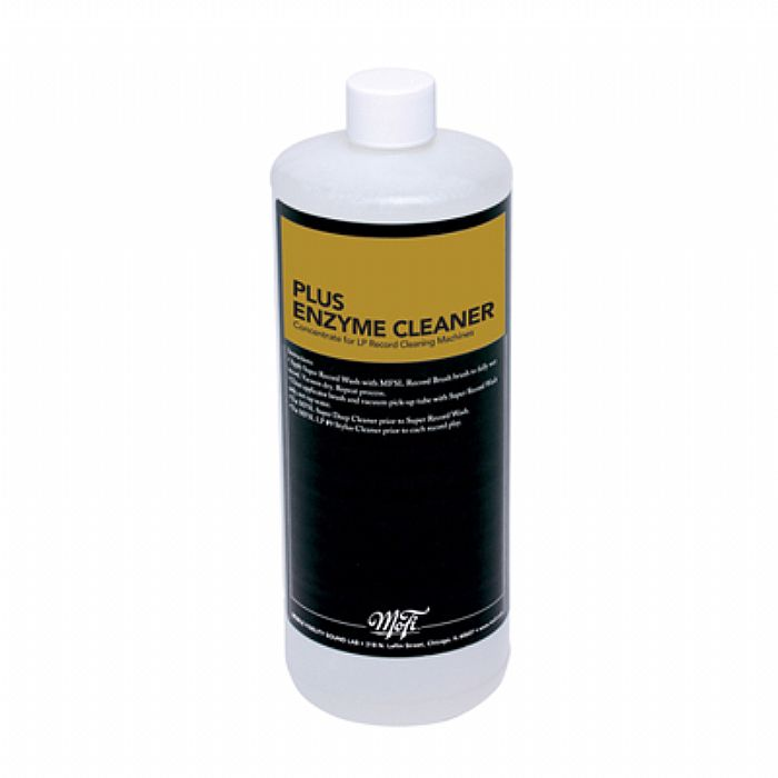 MOBILE FIDELITY - Mobile Fidelity PLUS Enzyme Cleaner (32 Oz)
