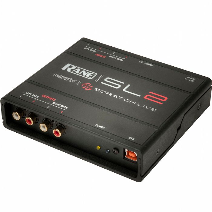 Rane Serato Scratch Live SL2 USB Interface