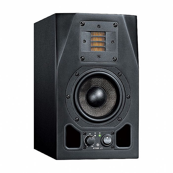 ADAM - Adam A3X Active Studio Monitor (single, black)