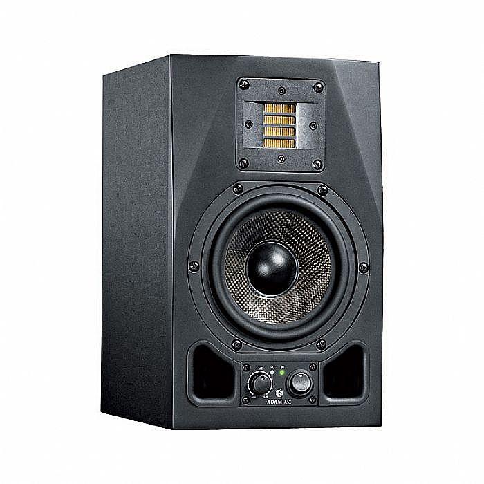 ADAM - Adam A5X Active Studio Monitor (single, black)