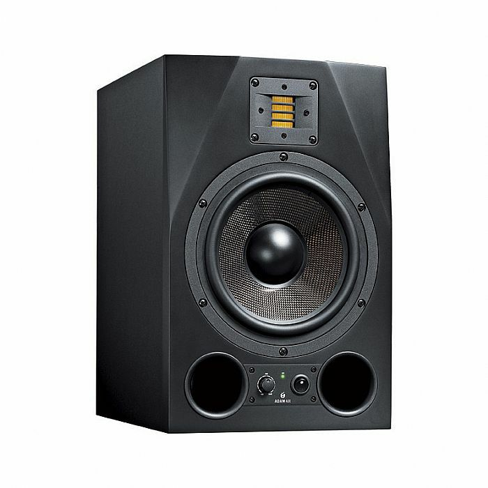 ADAM - Adam A8X Active Studio Monitor (single, black) ***CLAIM 10% BACK ON A PAIR OF ADAM AX MONITORS! OFFER ENDS 31ST DEC 2017***