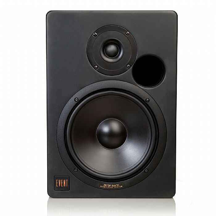 event event 20 20 bas active studio monitor single vinyl at juno records. Black Bedroom Furniture Sets. Home Design Ideas