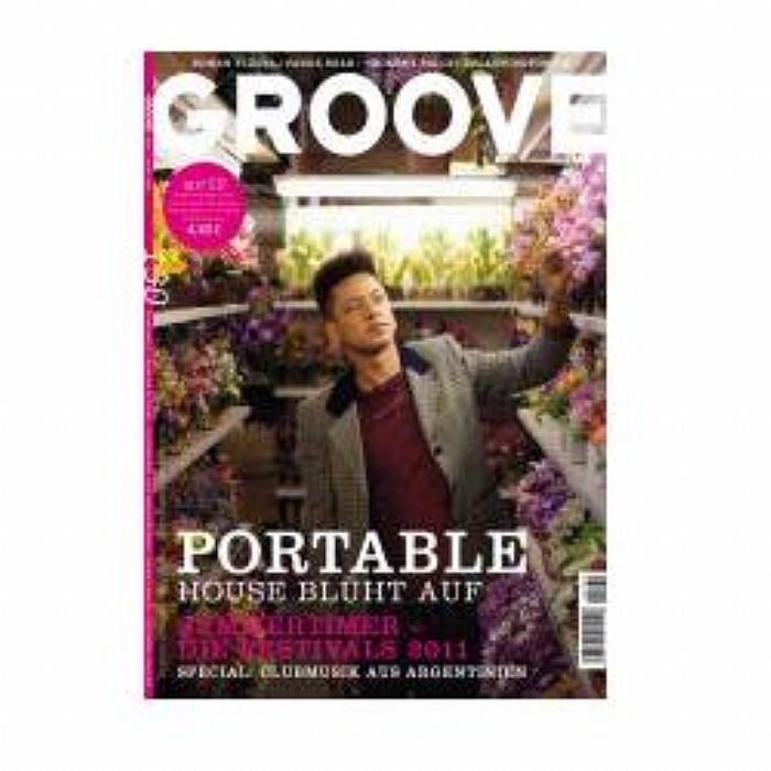 GROOVE MAGAZINE - Groove Magazine Issue 130 May/June 2011 (German language)