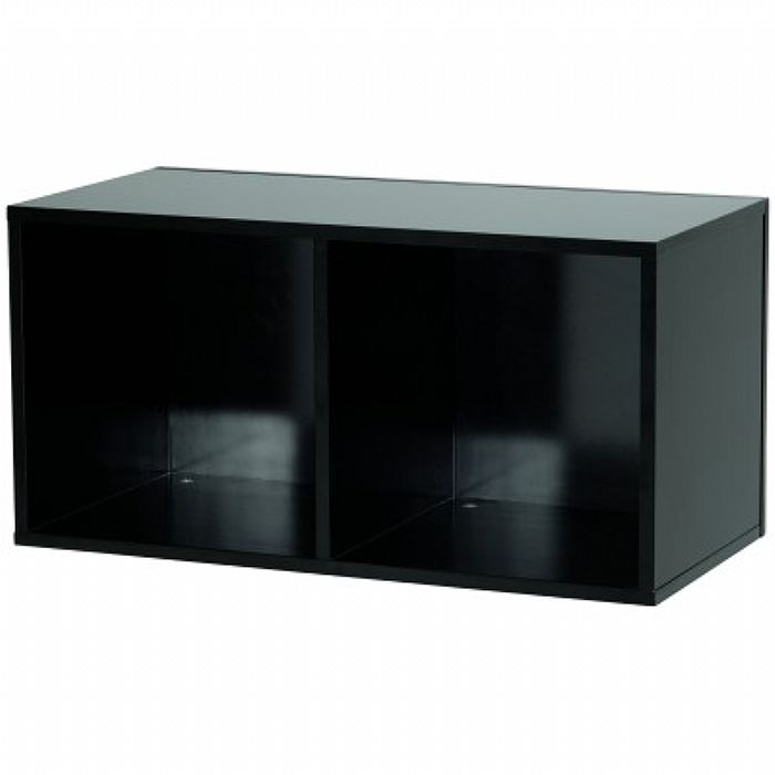 GLORIOUS - Glorious 12 Inch LP Vinyl Record Storage Box 230 (black)