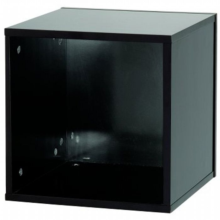 GLORIOUS - Glorious 12 Inch LP Vinyl Record Storage Box 110 (black)
