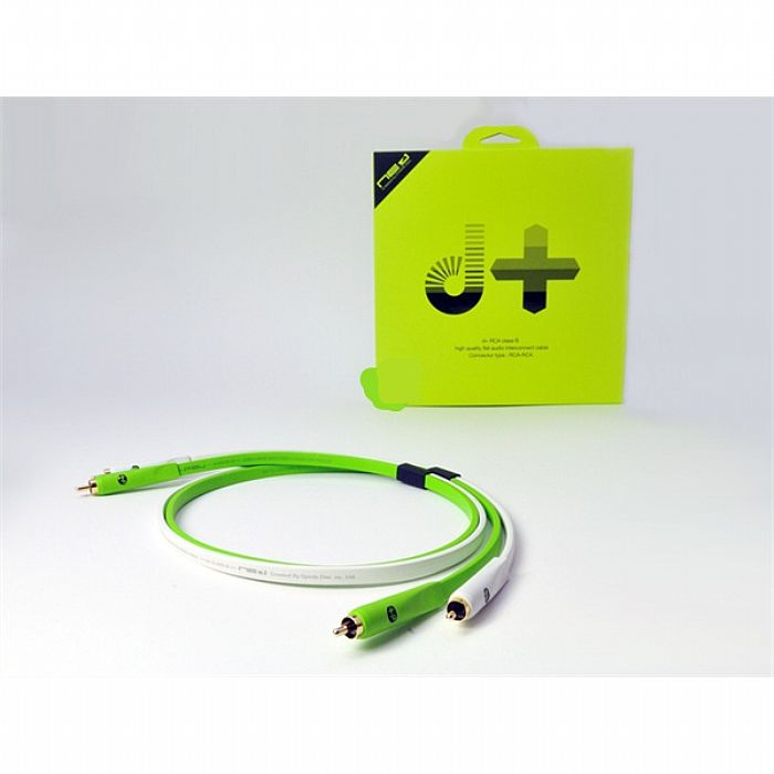 NEO - Neo d+ RCA Class B - Phono (RCA) To Phono (RCA) Interconnect Cable (1.0m)