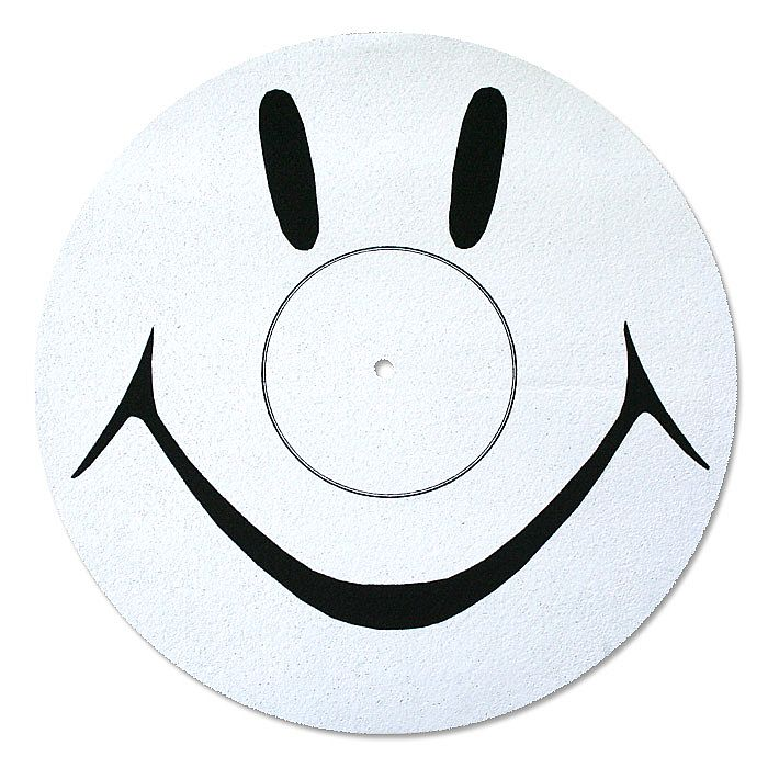 SMILEY SLIPMAT - Smiley Slipmat