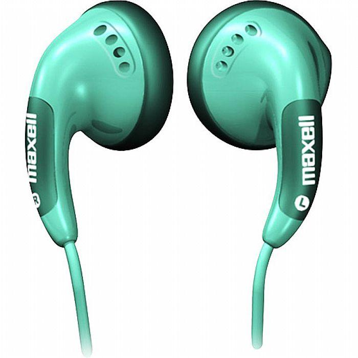 MAXELL - Maxell Colour Budz Earphones (green)