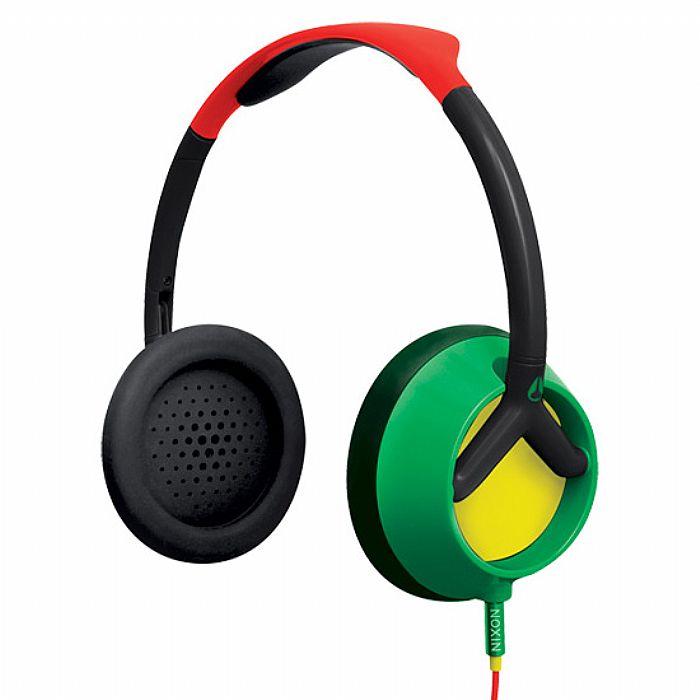 NIXON - Nixon The Trooper Headphones (rasta)