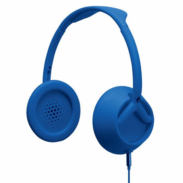 NIXON - Nixon The Trooper 3 Button Remote Mic Headphones (matte royal)