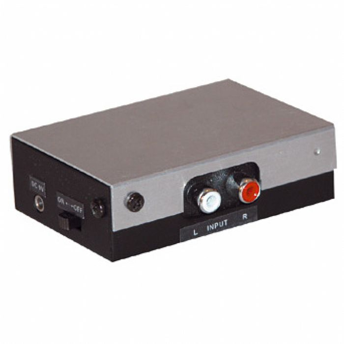 QTX SOUND - QTX Sound Preamplifier For Turntables