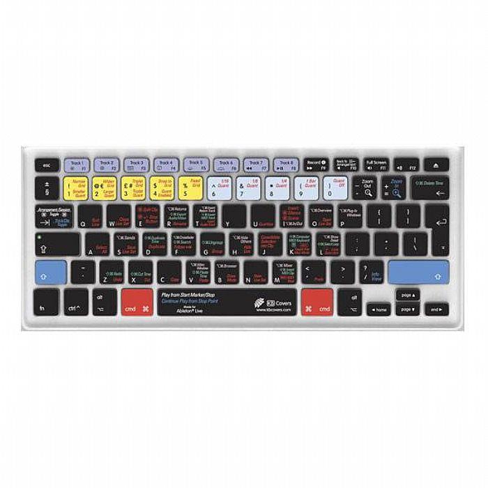 MAGMA - Magma Ableton Live Keyboard Shortcut Cover For Apple Mac MacBook