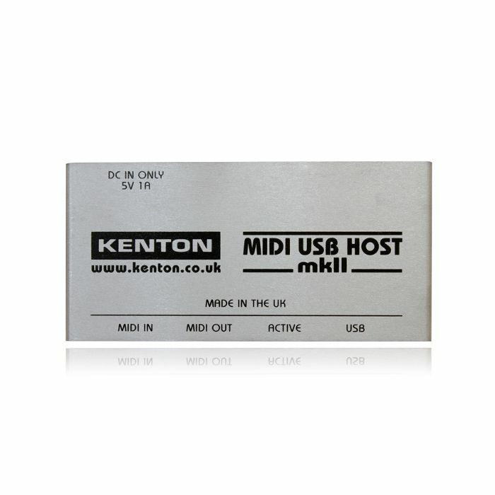 KENTON - Kenton MIDI USB Convertor Host MkII