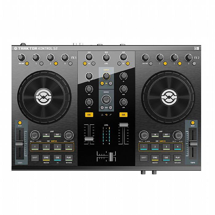 NATIVE INSTRUMENTS - Native Instruments Traktor Kontrol S2 DJ Controller