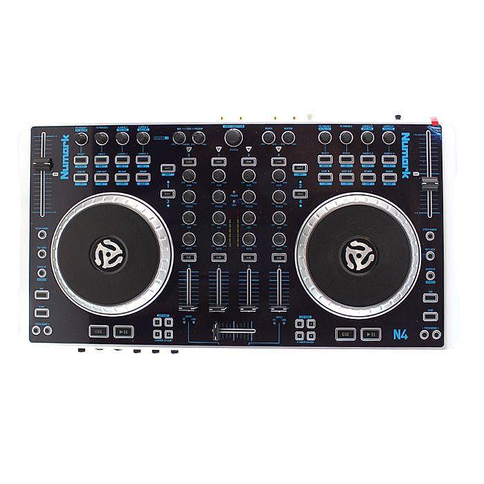 NUMARK - Numark N4 MIDI USB DJ Controller