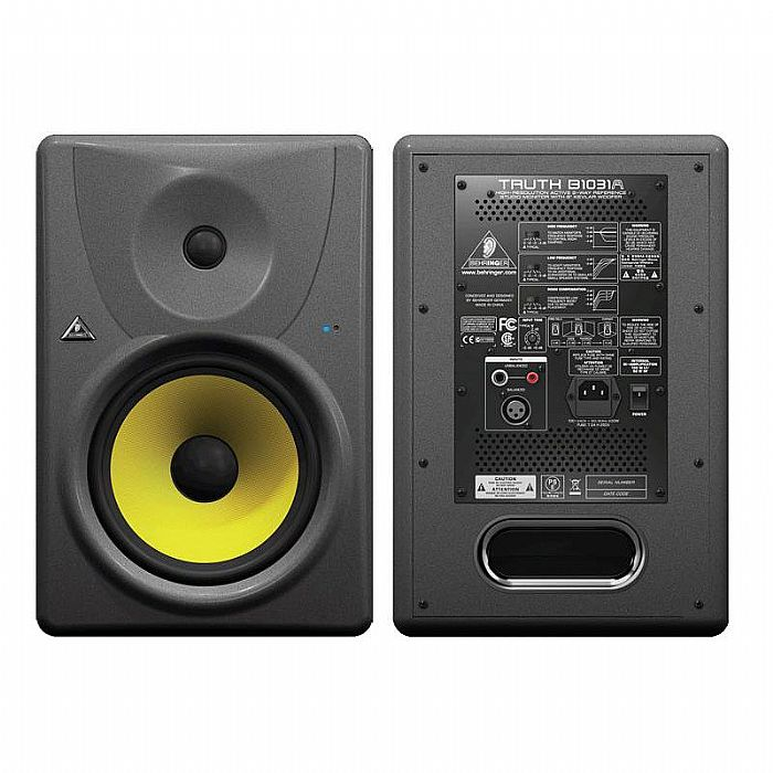 Behringer TRUTH B1031A Active Studio Monitors (pair)