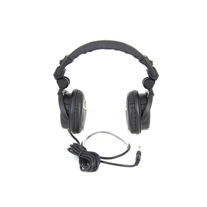 CITRONIC - Citronic HP350 Pro DJ Headphones (black/black)