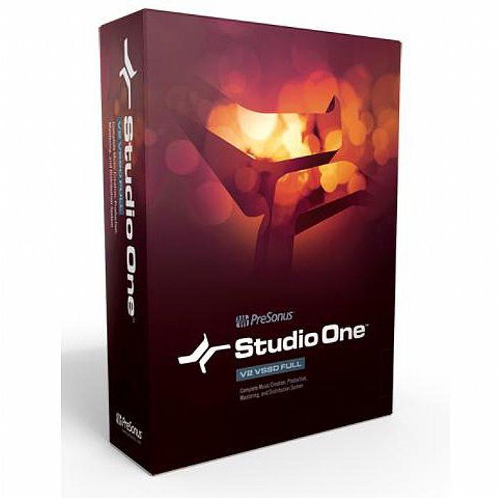 PRESONUS - Presonus Studio One Artist v2.0 Software