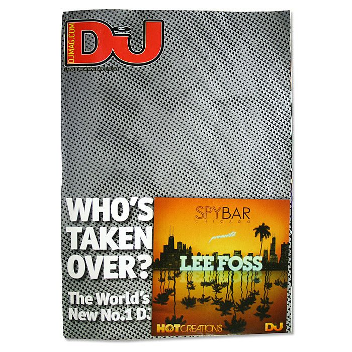 DJ MAGAZINE - DJ Magazine November 2011: #503 After The Trance Has Gone (incl. free Lee Foss mix CD)