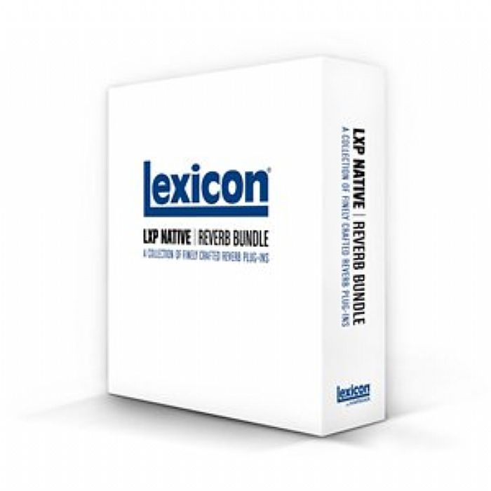 LEXICON - Lexicon LXP Native/Reverb Bundle