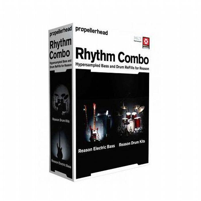 PROPELLERHEAD - Propellerhead Rhythm Combo Refill Software