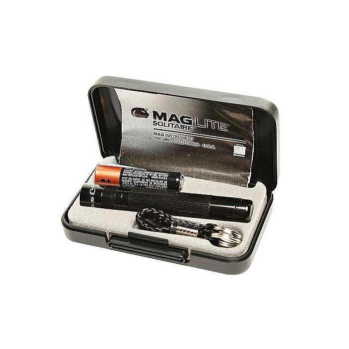 MAGLITE - Maglite Solitaire Torch (black)