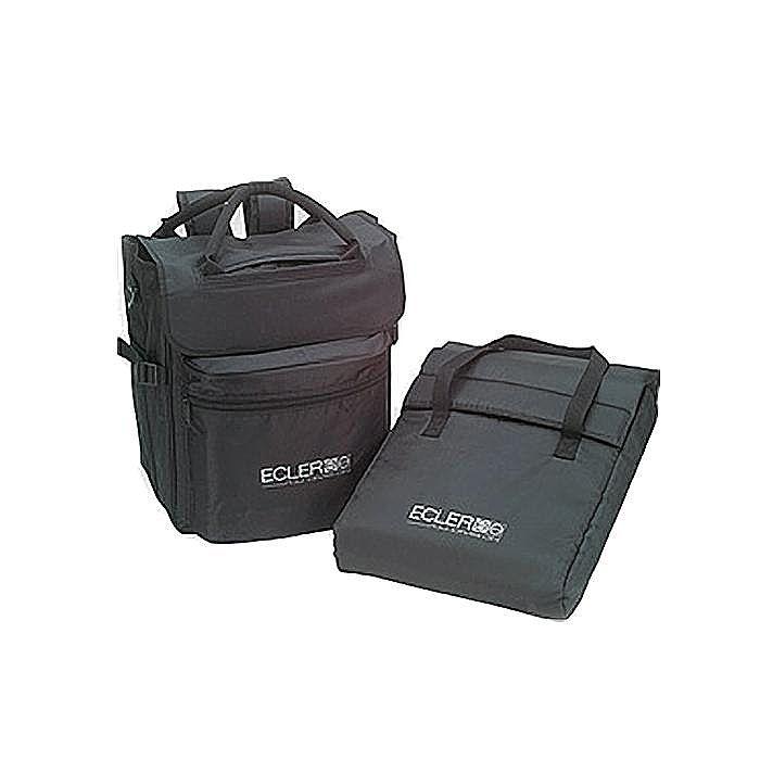 ECLER - Ecler Battle Bag For Ecler HAK Mixer & 25 Records (black)