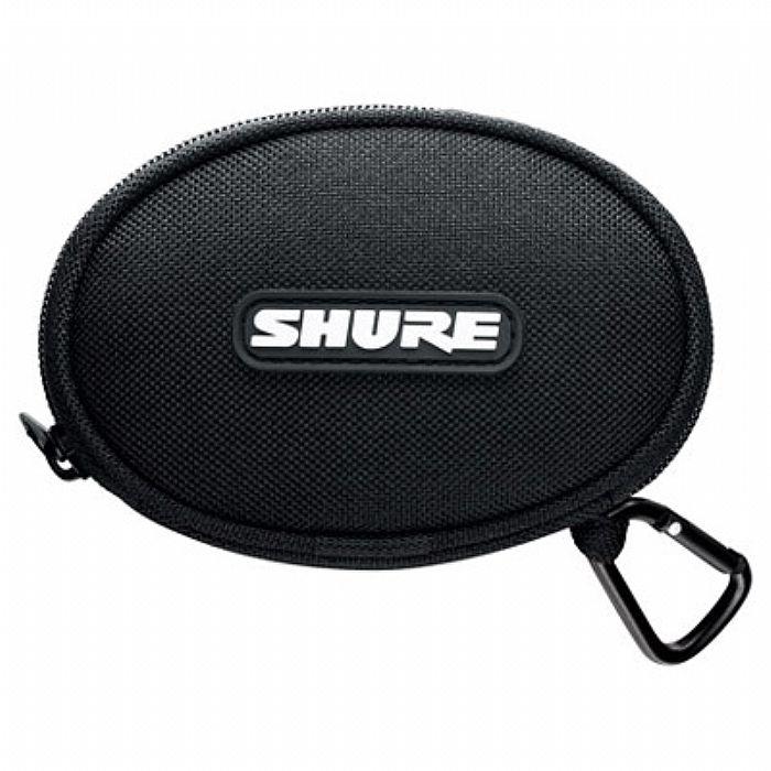SHURE - Shure EASCASE Transport Case For SE115 Earphones (black)